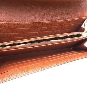 Louis Vuitton Bags - Monogram Neo New Model Nm Sarah Long Flap Wallet